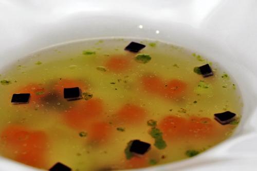 caldo verduras