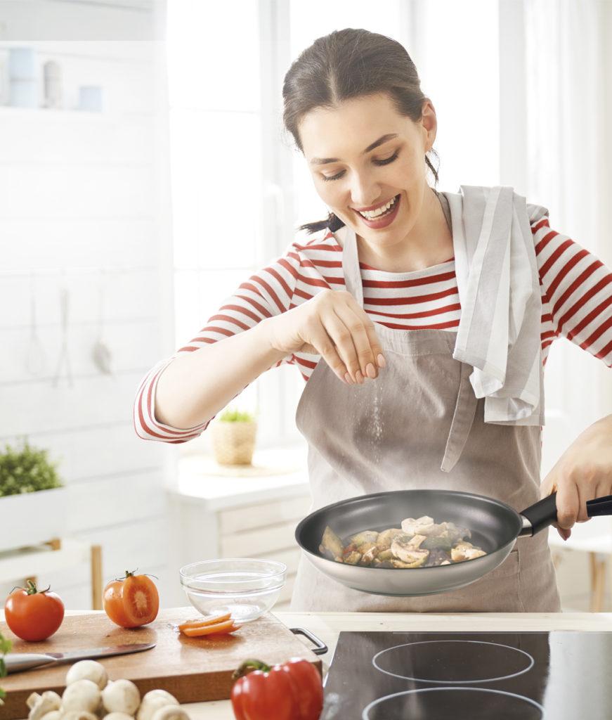 cocina tiempo justo fagor